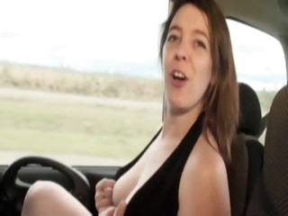 Stephanie fucked on a..