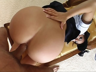 POV bang with a pervy babe