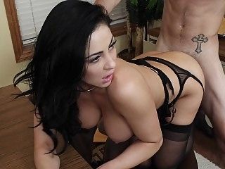 Busty Female Bend-Over Sex..