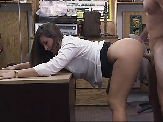 PawnShop confession bendover..