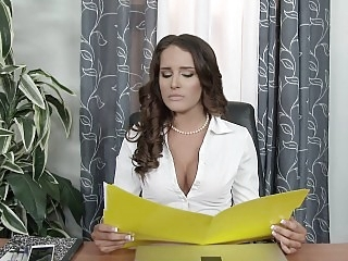 Gorgeous Boss Employs Hot..