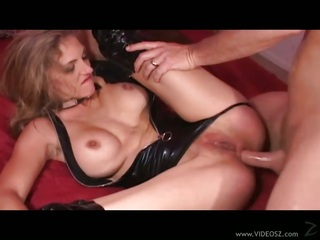 Anal whore Roxanne Hall gets..