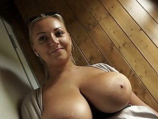 Big titted European gives..