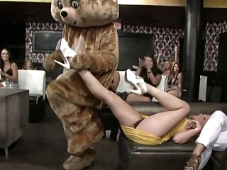 Welcome to the Dancing Bear..